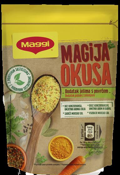 Maggi magija okusa mješavina začina 400g
